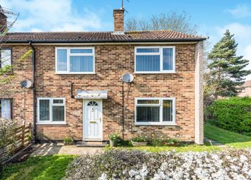 Thumbnail End terrace house for sale in Moorbank, Oxford