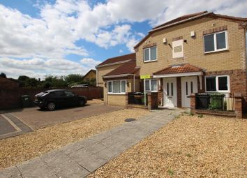 Thumbnail 1 bed semi-detached house to rent in Isherwood Close, Peterborough