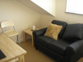 Thumbnail 1 bed flat to rent in Firth Road, Leeds