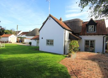 Thumbnail 3 bed cottage for sale in Townside, Haddenham, Aylesbury