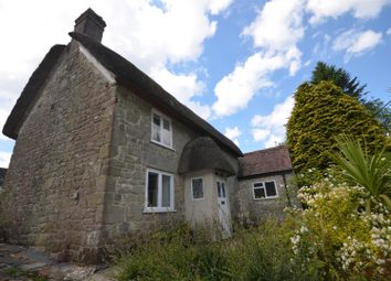 Thumbnail 3 bed cottage for sale in Bleke Street, Shaftesbury