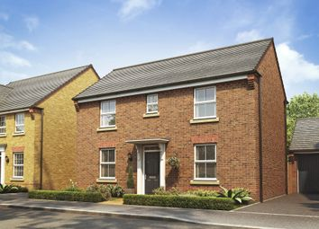 "Thumbnail 3 bed detached house for sale in ""Hadley"" at Stoke Road, Poringland, Norwich"