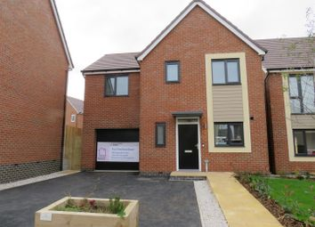 Thumbnail 3 bed detached house for sale in Plot 289 The Hallvard Bramshall Meadows, Bramshall, Uttoxeter