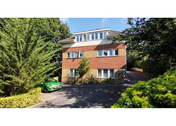 Thumbnail 2 bed flat for sale in 154 Alder Road, Poole