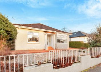 Thumbnail 2 bed bungalow for sale in Kenmuir Avenue, Glasgow, Lanarkshire