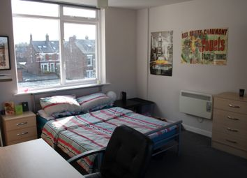 Thumbnail 4 bedroom flat to rent in Osborne Road, Jesmond, Newcastle Upon Tyne