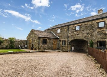 Thumbnail 4 bed barn conversion for sale in Windhill Lane, Staincross, Barnsley