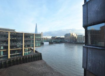 Thumbnail 1 bed flat to rent in Upper Thames Street, London