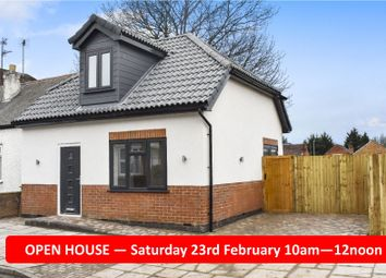Thumbnail 1 bed detached house for sale in Marston Road, Off Gipsey Lane, Leicester