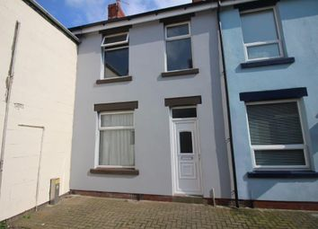 Thumbnail 2 bed terraced house for sale in Avenham Grove, Blackpool