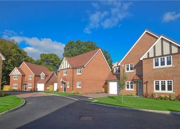 Thumbnail 4 bed detached house for sale in Oak Apples, Elgar Avenue, Crowthorne