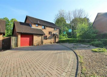 Thumbnail 4 bed detached house for sale in Summerhayes, Great Linford, Milton Keynes