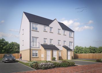 """Thumbnail 3 bed terraced house for sale in """"The Souter II"""" at Off Curbridge Road, Witney"""
