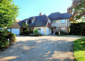 Thumbnail 5 bedroom detached house for sale in The Leas, Chestfield, Whitstable, Kent