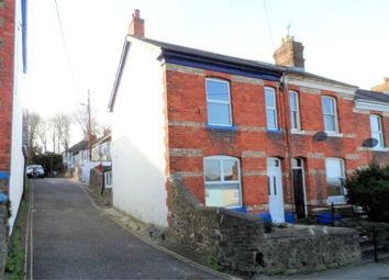 Thumbnail 3 bed end terrace house to rent in Rockmount Terrace, Pitt Lane, Bideford, Devon