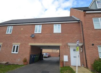 Thumbnail 2 bedroom maisonette to rent in Mallory Drive, Yaxley, Peterborough