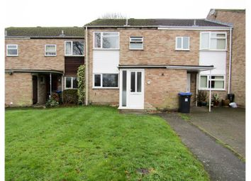 Thumbnail 3 bed terraced house to rent in Mead Court, Knaphill, Woking