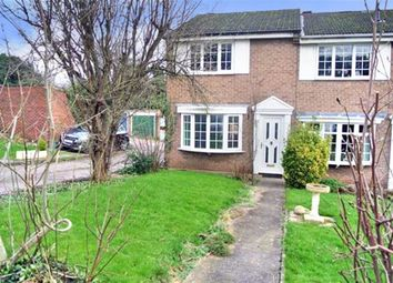 Thumbnail 2 bed terraced house to rent in Linden Grove, Sandiacre, Nottingham