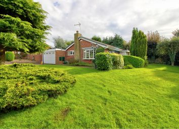 Thumbnail 3 bed bungalow for sale in Heathfield, Thringstone, Coalville