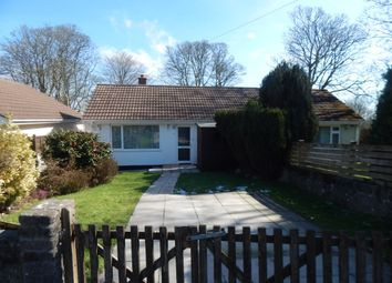Thumbnail 1 bed semi-detached bungalow for sale in Bosawna Close, St. Day, Redruth