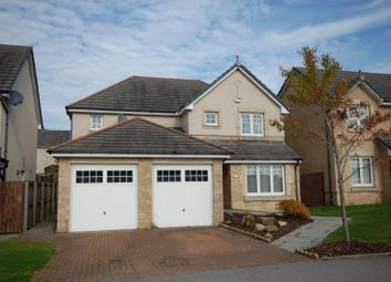 Thumbnail 4 bed detached house to rent in Canmore Gardens, Newmachar, Aberdeenshire