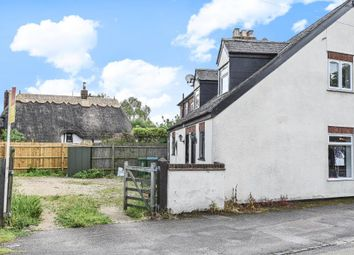 Thumbnail 2 bed maisonette to rent in Risborough Road, Stoke Mandeville