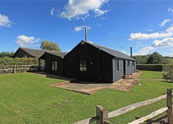 Thumbnail 3 bed bungalow for sale in Smithers Lane, Cowden, Edenbridge, Kent