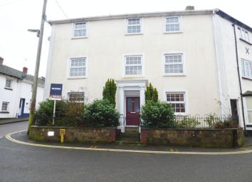 Thumbnail 4 bed end terrace house to rent in Barton Street, North Tawton