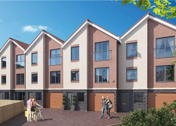 Thumbnail 5 bed terraced house for sale in Plot 4, Greville Mews, Southville, Bristol