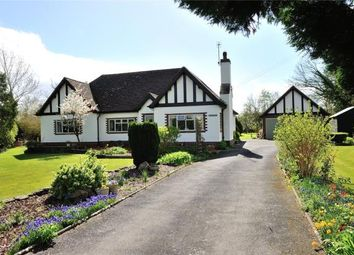 Thumbnail 4 bed detached bungalow for sale in Stock Green, Redditch, Worcestershire