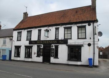 Thumbnail Pub/bar for sale in The Holderness Inn, 9 High Street, Patrington