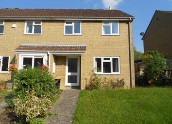 Thumbnail 3 bed end terrace house for sale in Hollies Close, Bower Hinton, Martock