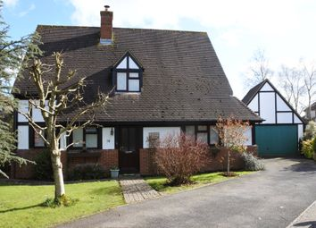 4 bed detached house for sale in Newton Close, Gillingham SP8