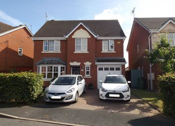 Thumbnail 5 bed detached house to rent in Brecon Avenue, Warndon, Worcester