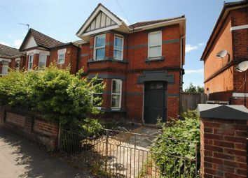 Thumbnail 3 bed detached house for sale in St. Catherines Road, Southampton
