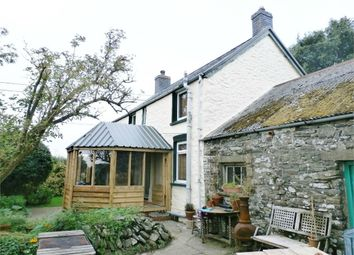 Thumbnail 3 bed cottage for sale in Llanrhystud, Ceredigion
