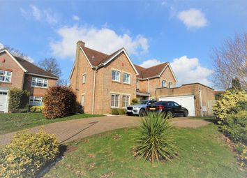 5 bed detached house for sale in Danehurst Place, Locks Heath, Southampton SO31