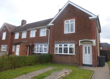 Thumbnail 2 bed end terrace house to rent in Swains Grove, Birmingham