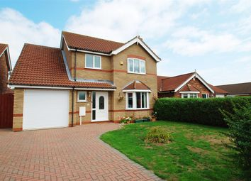 Thumbnail 3 bed detached house for sale in Danial Close, Winthorpe, Skegness