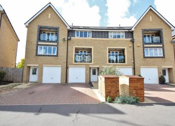 Thumbnail 5 bed town house for sale in Chapel Drive, The Residence, Dartford