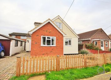 Thumbnail 3 bed detached bungalow for sale in Waarem Avenue, Canvey Island