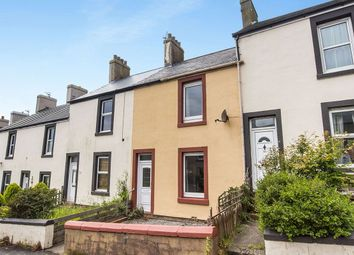 Thumbnail 2 bedroom terraced house for sale in West Croft Terrace, Lowca, Whitehaven