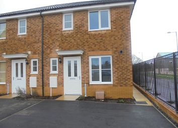 Thumbnail 3 bed semi-detached house to rent in Llys Tredwr, Waterton Place, Bridgend, Bridgend.