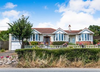 Thumbnail 4 bedroom detached bungalow for sale in Newton Road, Bishopsteignton, Teignmouth