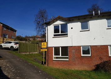 Thumbnail 1 bed terraced house for sale in Canberra Close, Exeter