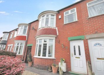 Thumbnail 2 bed terraced house for sale in Tyne Road, Redcar