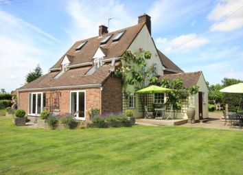 Thumbnail 6 bed country house for sale in Mill Lane, Wadborough