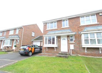 Thumbnail 3 bed semi-detached house to rent in Damigos Road, Gravesend, Kent