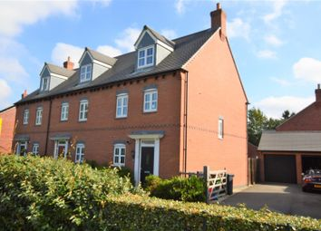 Thumbnail 3 bed semi-detached house to rent in Hoyte Drive, Kegworth, Derby