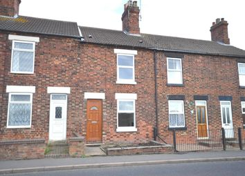 Thumbnail 2 bed terraced house for sale in Woodville Road, Hartshorne, Swadlincote